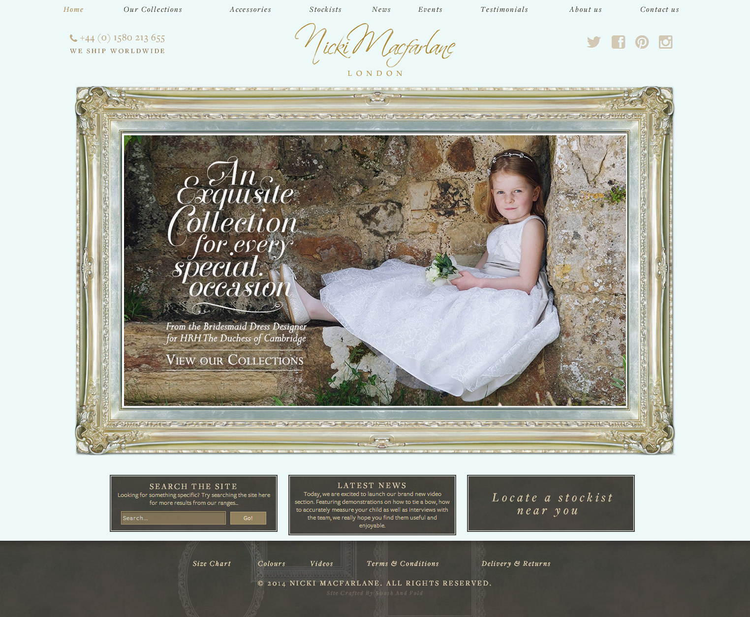Nicki Macfarlane   Bespoke Bridesmaid Dresses  Flowergirl Dresses and Page Boy Outfits-screen